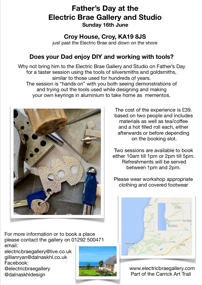 Father`s Day Workshop