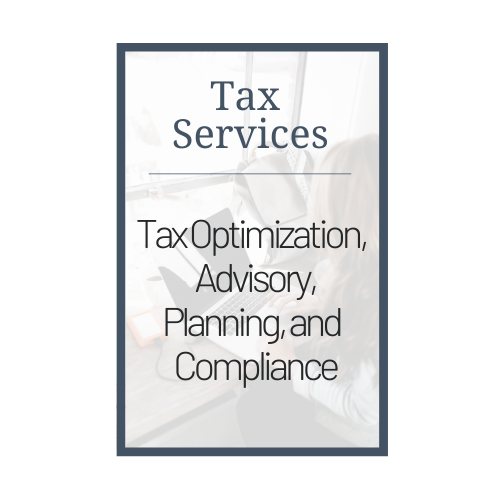 tax optimization, planning, and complian