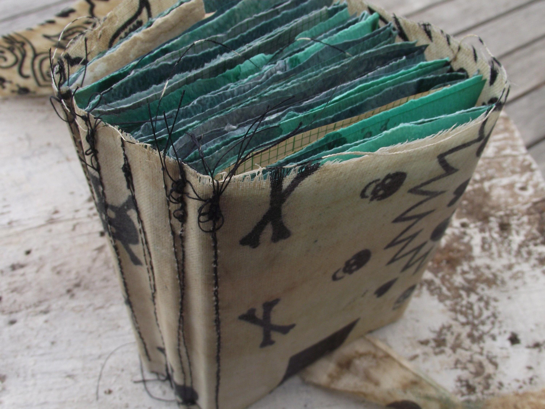Book Art Studios A Piratey Book