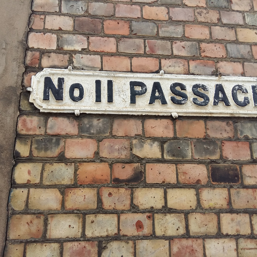Number 11 Passage