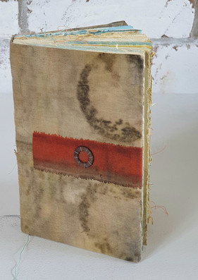Circle journal by Book Art Studios