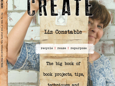 RE:CREATE - The Cloth Book Project