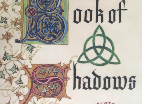 Bespoke Book of Shadows
