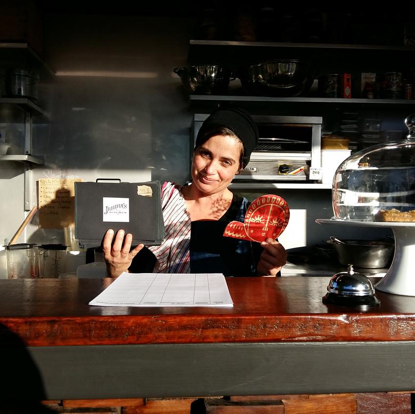 Jemima's kitchen7 by Book Art Studios