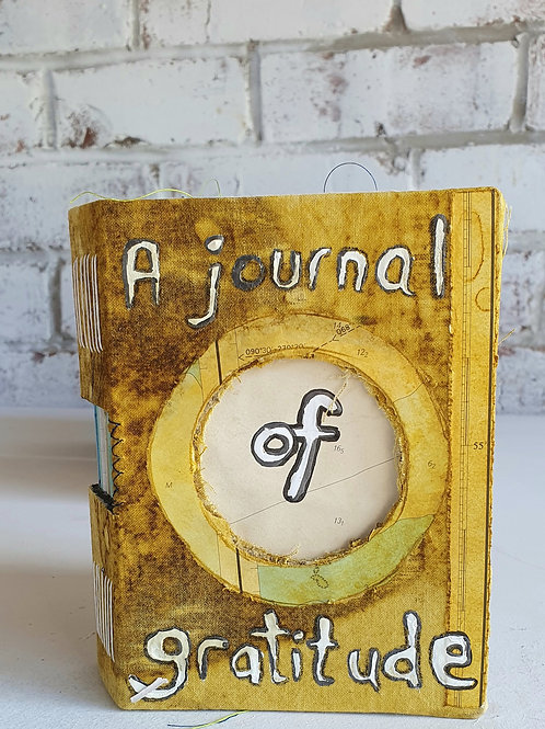 A journal of gratitude