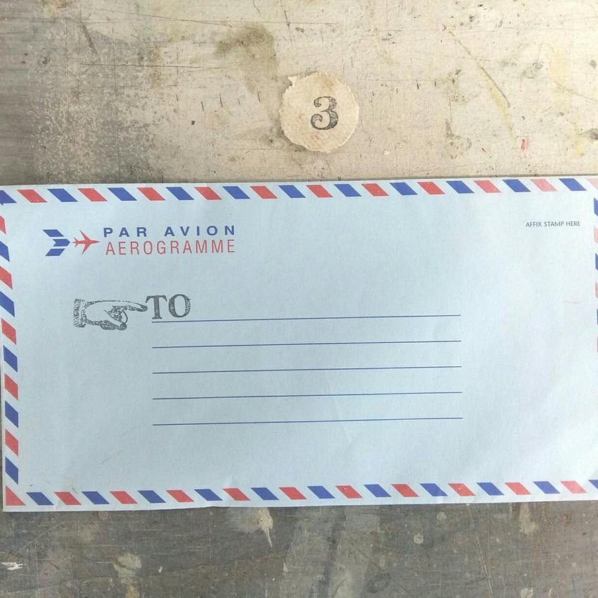 air mail book art studios