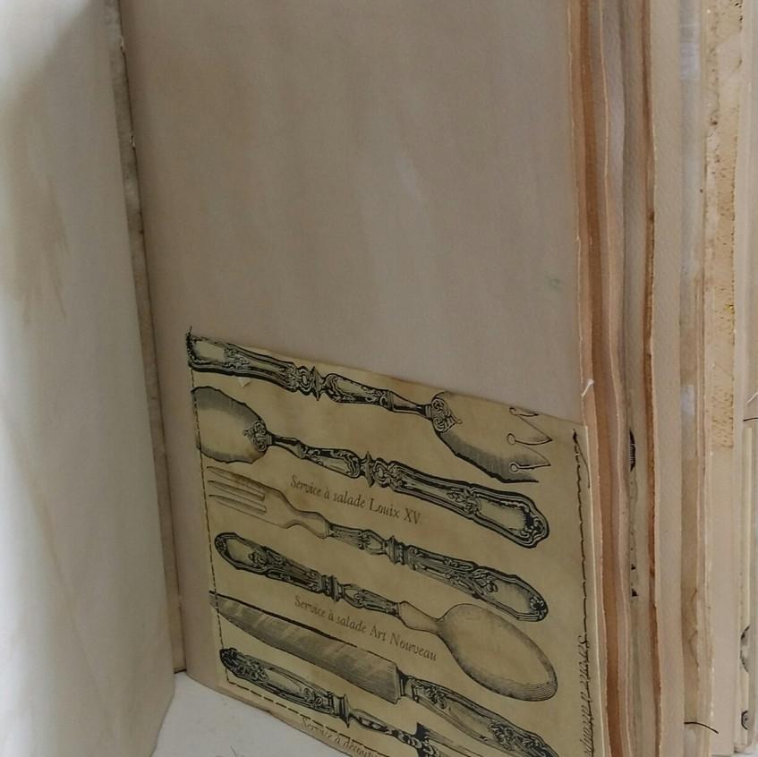 Book Art Studios recipe book4.