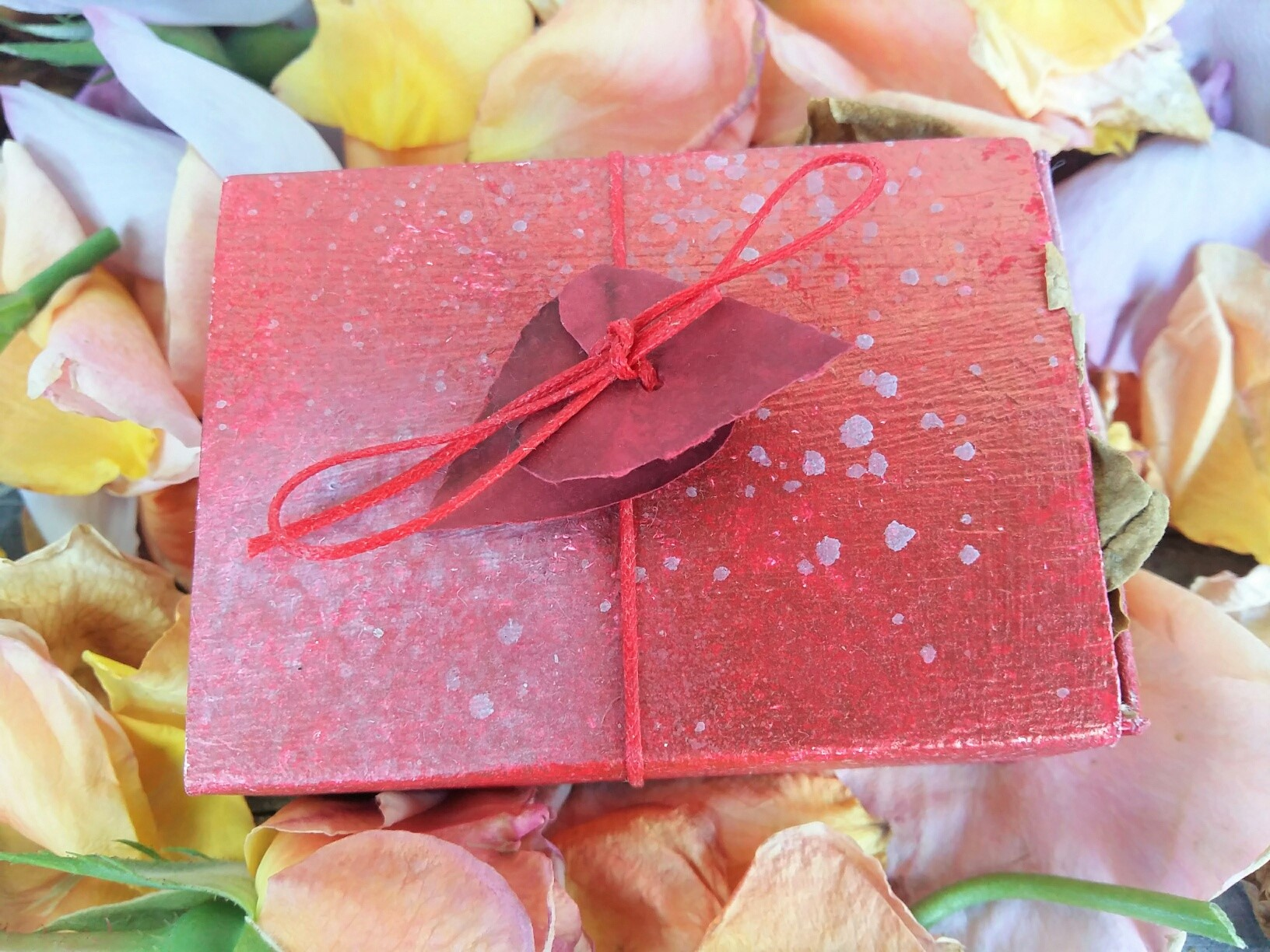 Valentine Whispers by Book Art studios (