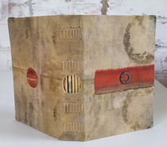 Circle journal (2) by Book Art Studios