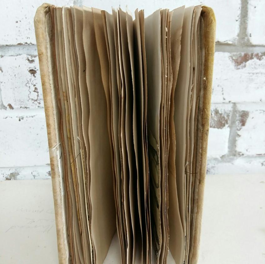 Book Art Studios recipe book7.
