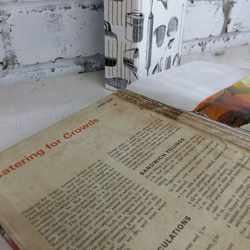 Book Art Studios recipe book11.