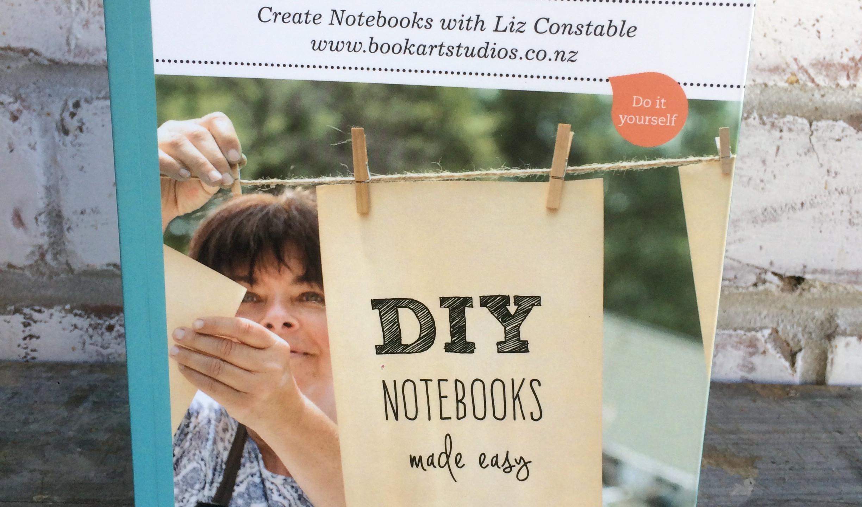 DIY Notebooks by Liz Constable