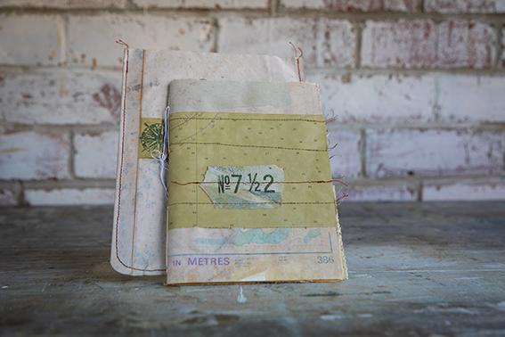 art journal by book art studios