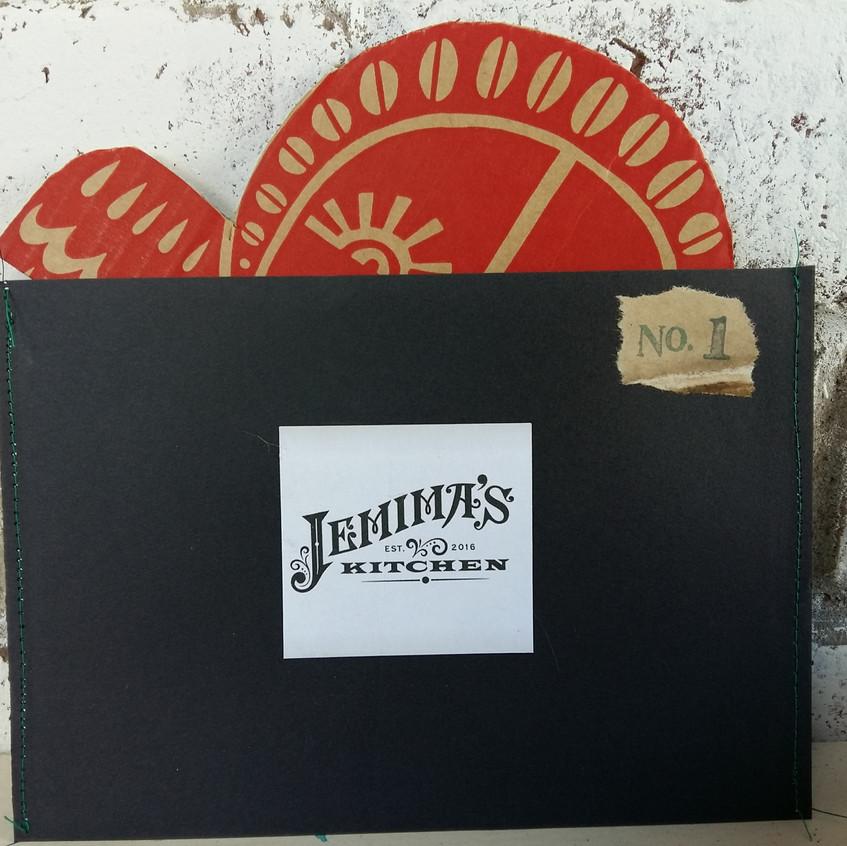 Jemima's kitchen5 Book Art Studios