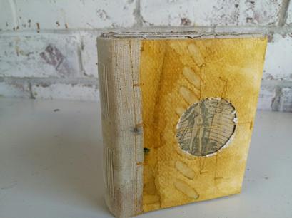 Lemony journal by Book Art Studios