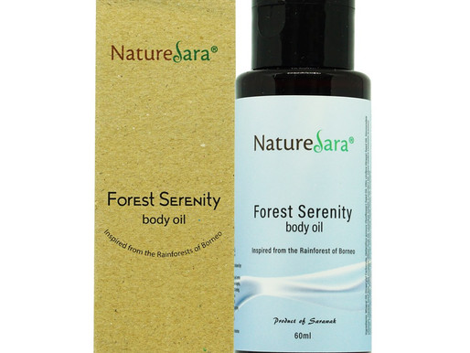 Forest Serenity Body Oil 60ml $12.50