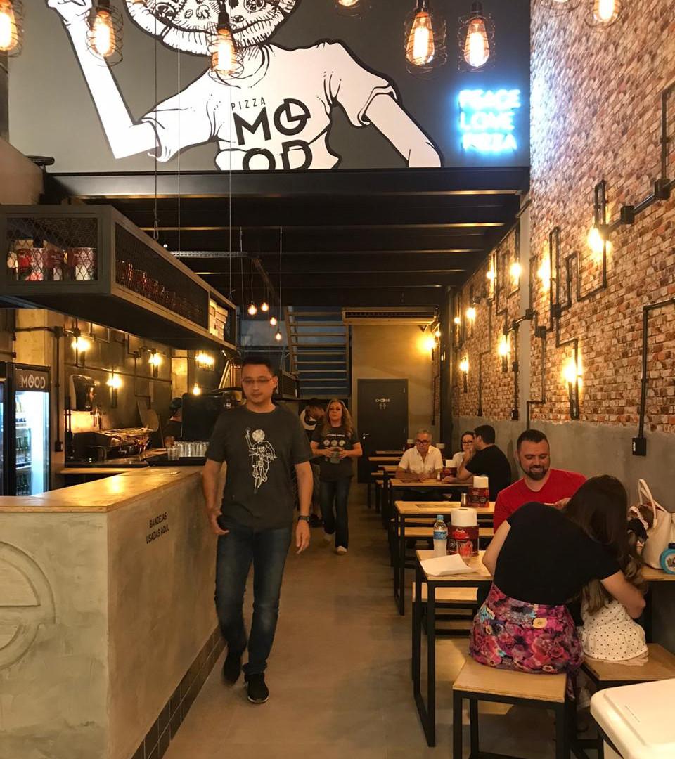Pizza MOOD SL.