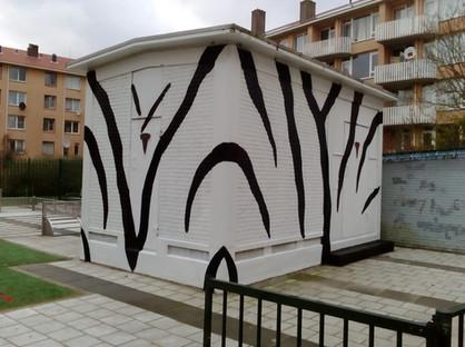 Zebra House - Keys-Art