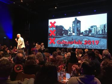 Street Art Museum Amsterdam Attends Cultuurlab 2019, Hosted by Meervaart Theater