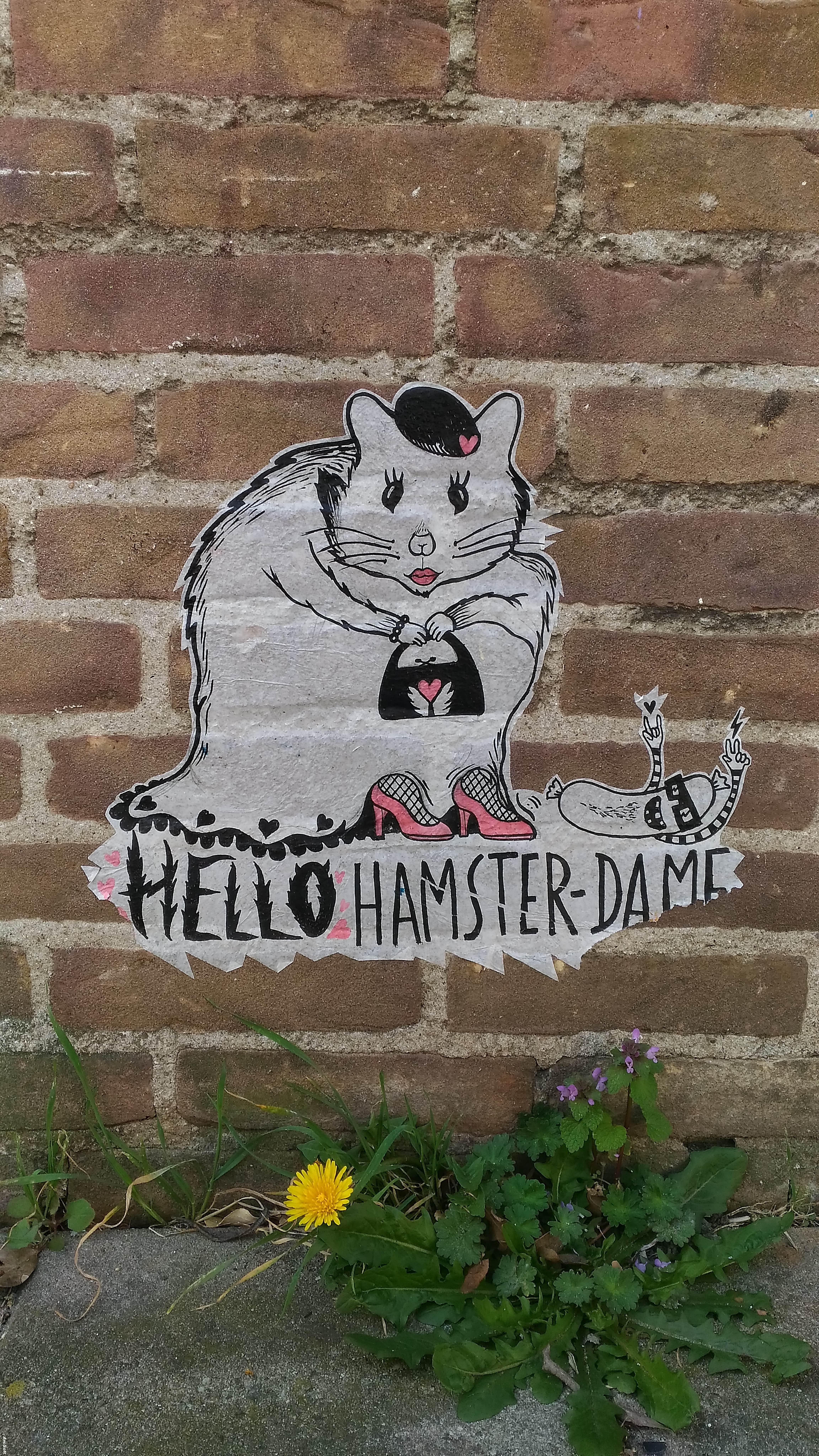 Hamsterdam paste up_Sandrine Boulet_2016-min
