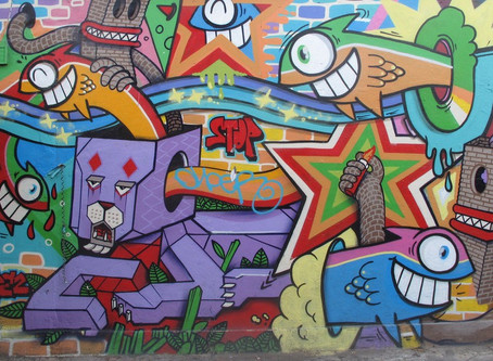 Art & Terminology: What is the Street Art movement?