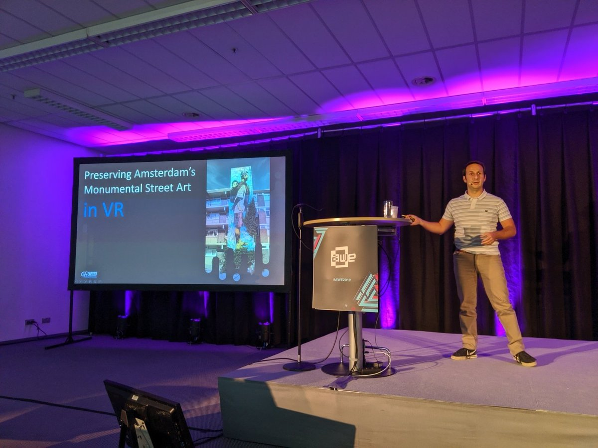 AWE Conference October 2019 - Munich