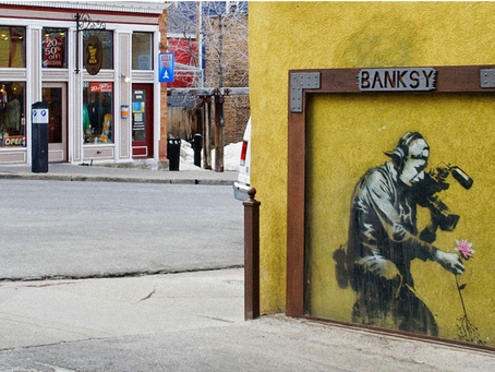 Street Art and Ethics - the Drama of Decision Making in Heritage Field