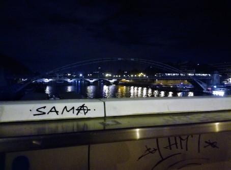 A NEVER ENDING STORY ABOUT AMSTERDAM, STREET ART & PARIS -  PARIS OFF (STREETS & SQUATS)