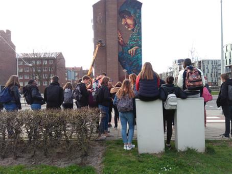 Street Art in Amsterdam: City vs Nieuw-West