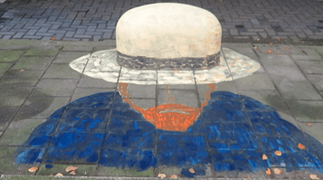 Van gogh hat - Sandrine Boulet