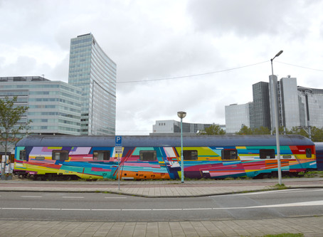 The best in Nieuw-West - Street Art Museum Amsterdam and more. We are OPEN!
