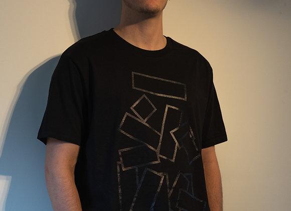Black on Black T-shirt