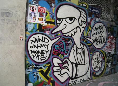 Street Art and Economics