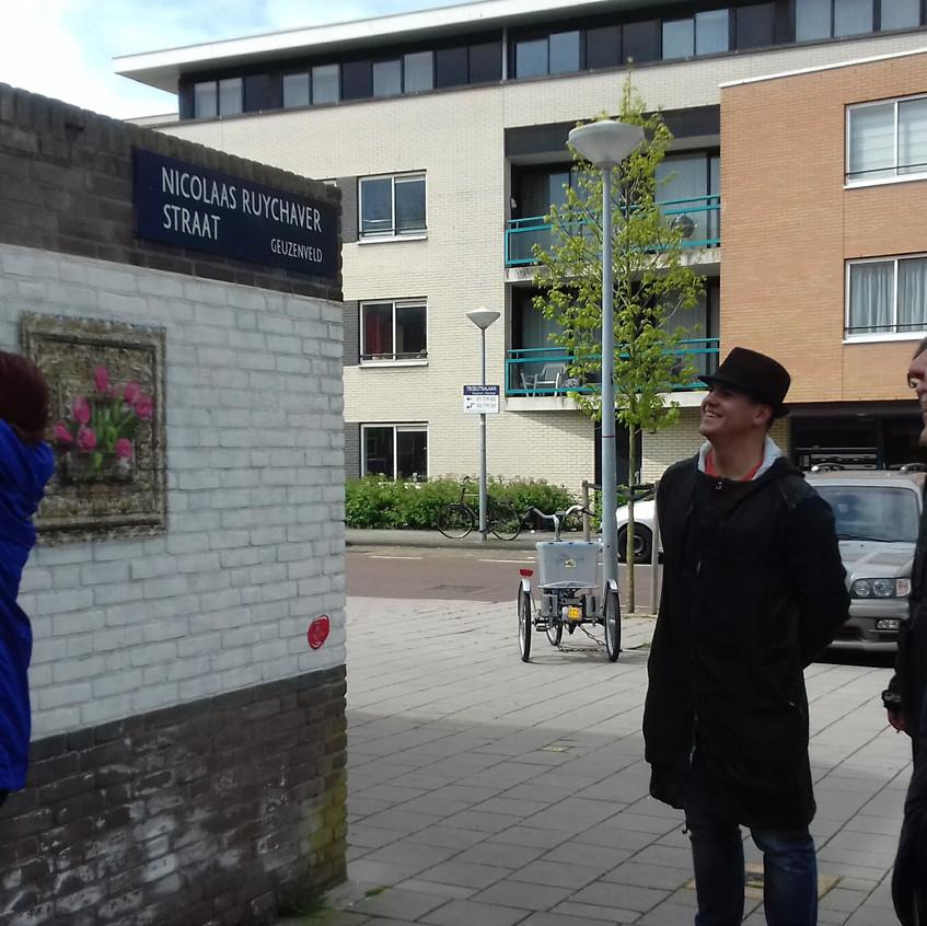 Street Art Museum Amsterdam Residents Participation