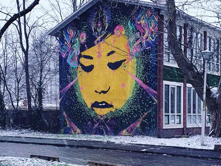 Street Art Museum Amsterdam wél open tijdens lockdown