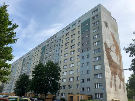 A Disruption of Uniformity: Street Art and Gdansk's Socialist Legacy