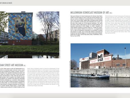 Graffiti Art Magazine features SAMA