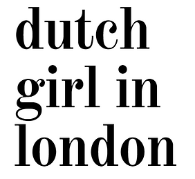 Dutch girl in London
