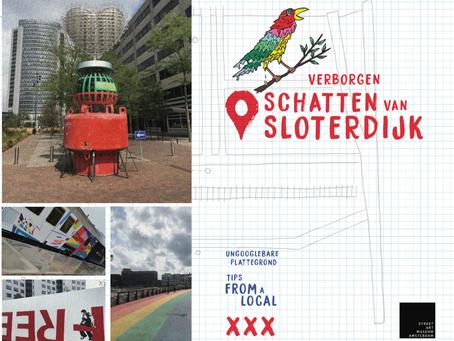 Buren Dag 2018 - Street Art in Sloterdijk