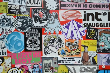 Stickers combo - Bunny Brigade