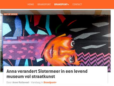 Street Art in Slotermeer