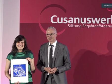 SWANS gewinnt Cusanus-Preis für herausragendes ehrenamtliches Engagement