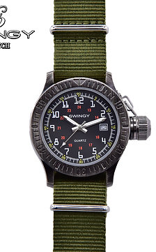 80'S MILITARY WATCH II