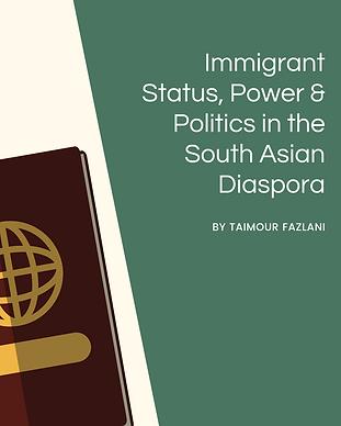 Immigrant Status, Power & Politics in th