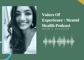 Voices Of Experience : Episode 11 - Kaya Kannan
