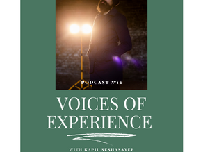 Voices Of Experience : Episode 13 - Kapil Seshasayee