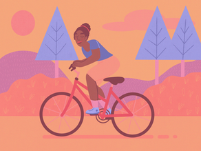 Solidarity In Union: Cycling, Mental Health & Being a Black Woman Cyclist