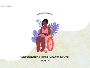 How Chronic Illness Impacts Mental Health