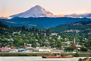Mt Hood The Dalles
