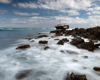 Cape Aghalus shipwreck